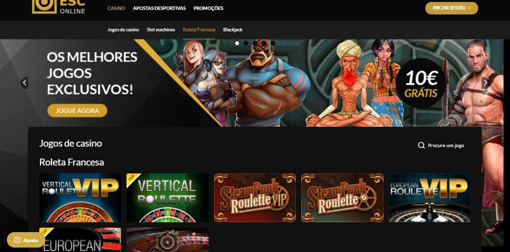 Casino Estoril Online Roleta