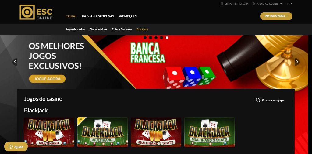 Casino Estoril Online Blackjack