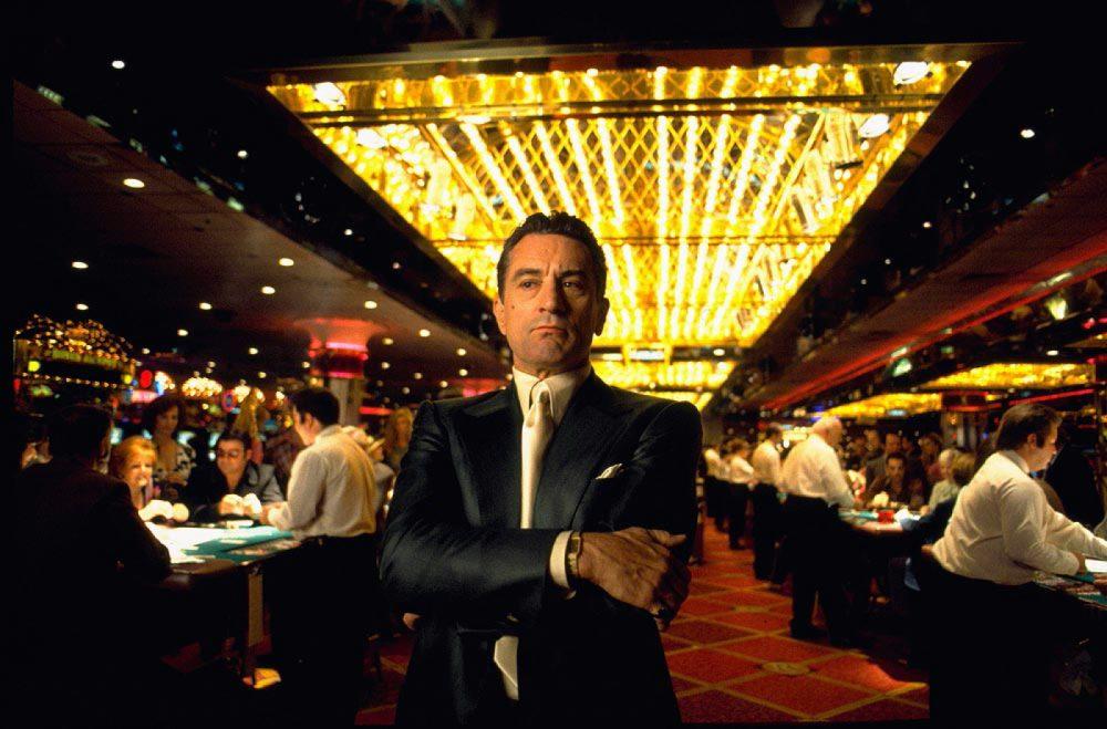 filmes sobre casinos