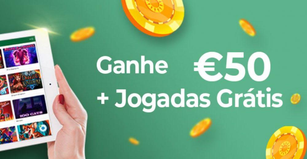 ganhe 50 euros em jogadas grátis no solverde