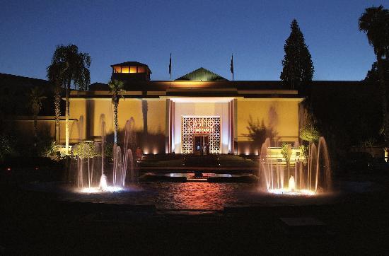 casinos em marrocos - Casino Marrakesh
