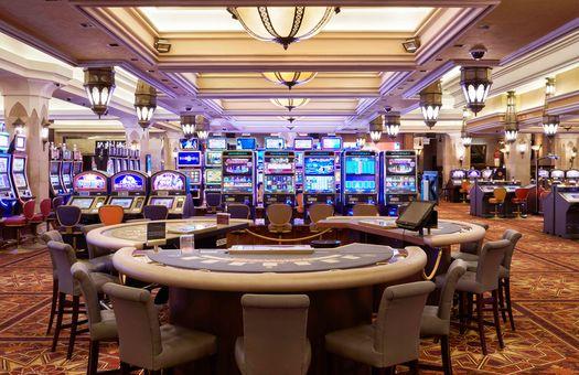casinos em marrocos - Casino Mazagan