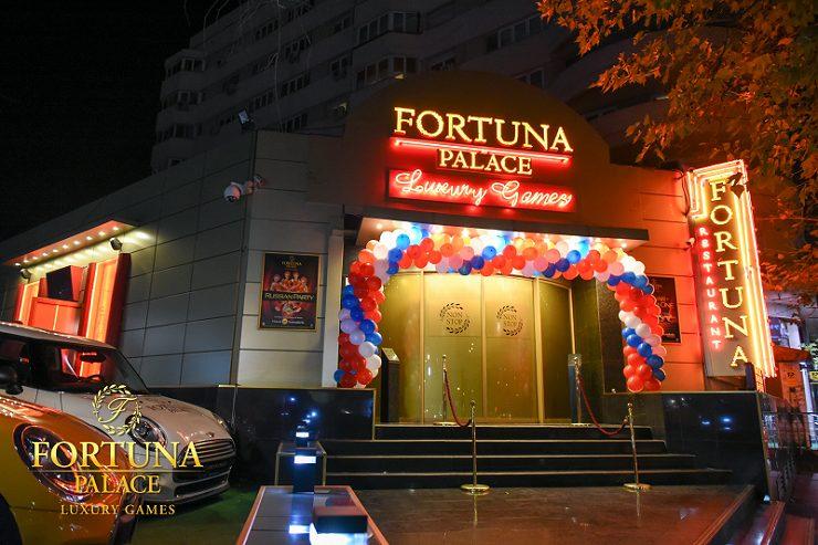 casinos na roménia - Fortuna Palace Luxury Games