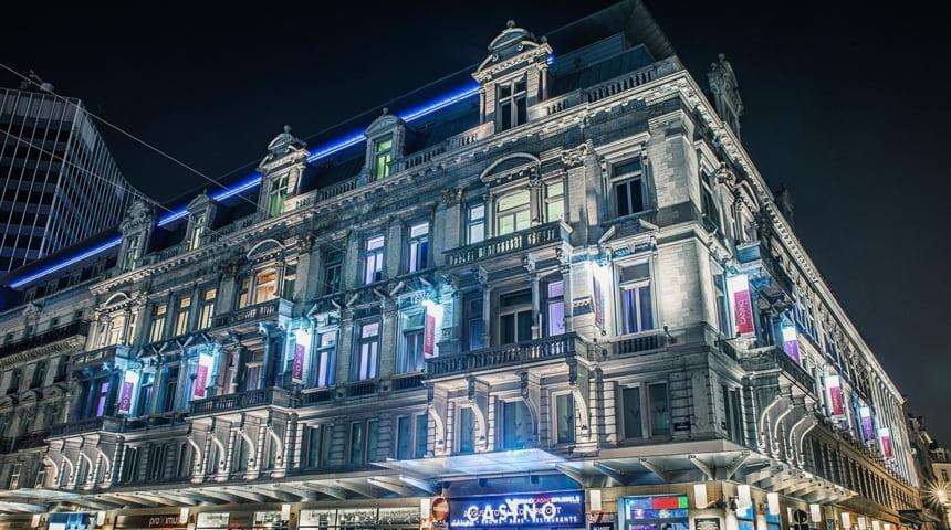 casinos na bélgica - Grand Casino Brussels Viage