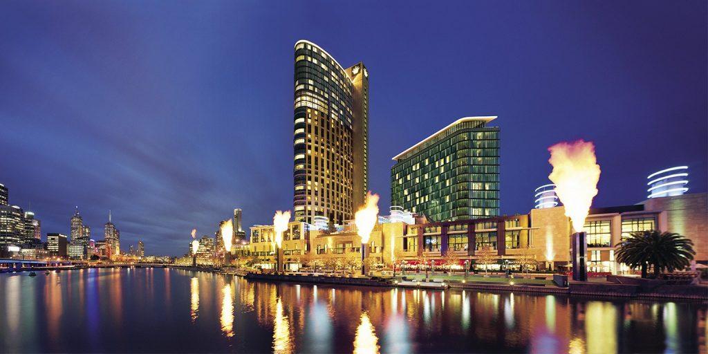 casinos na Austrália - Melbourne Crown Casino