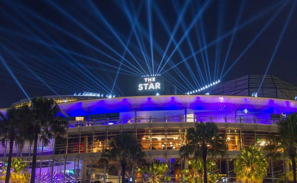 casinos na Austrália - Star Casino