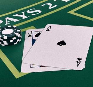 estratégias de blackjack