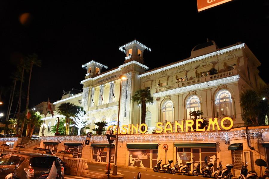 casinos de itália - casino sanremo
