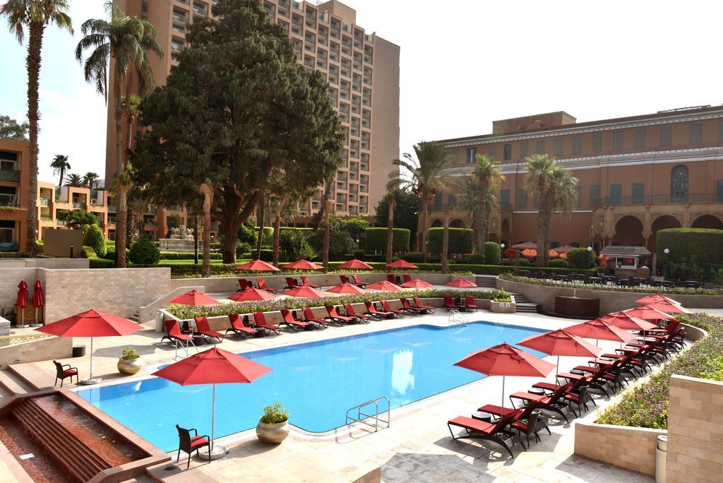 casinos em África - Cairo Marriott Hotel