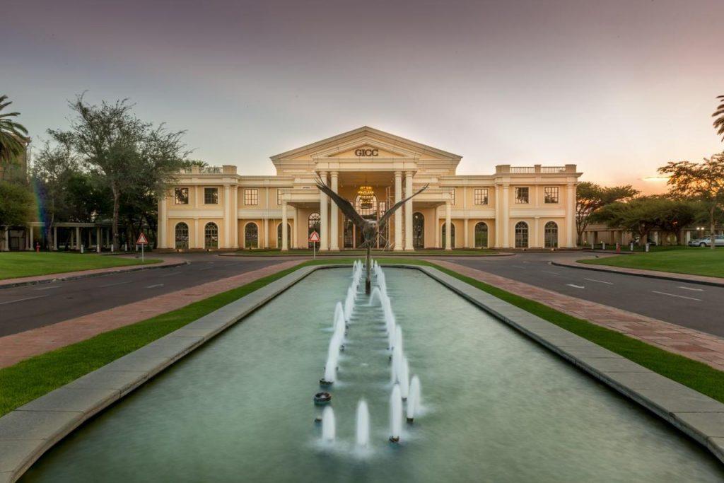 casinos em África - The Grand Palm Casino