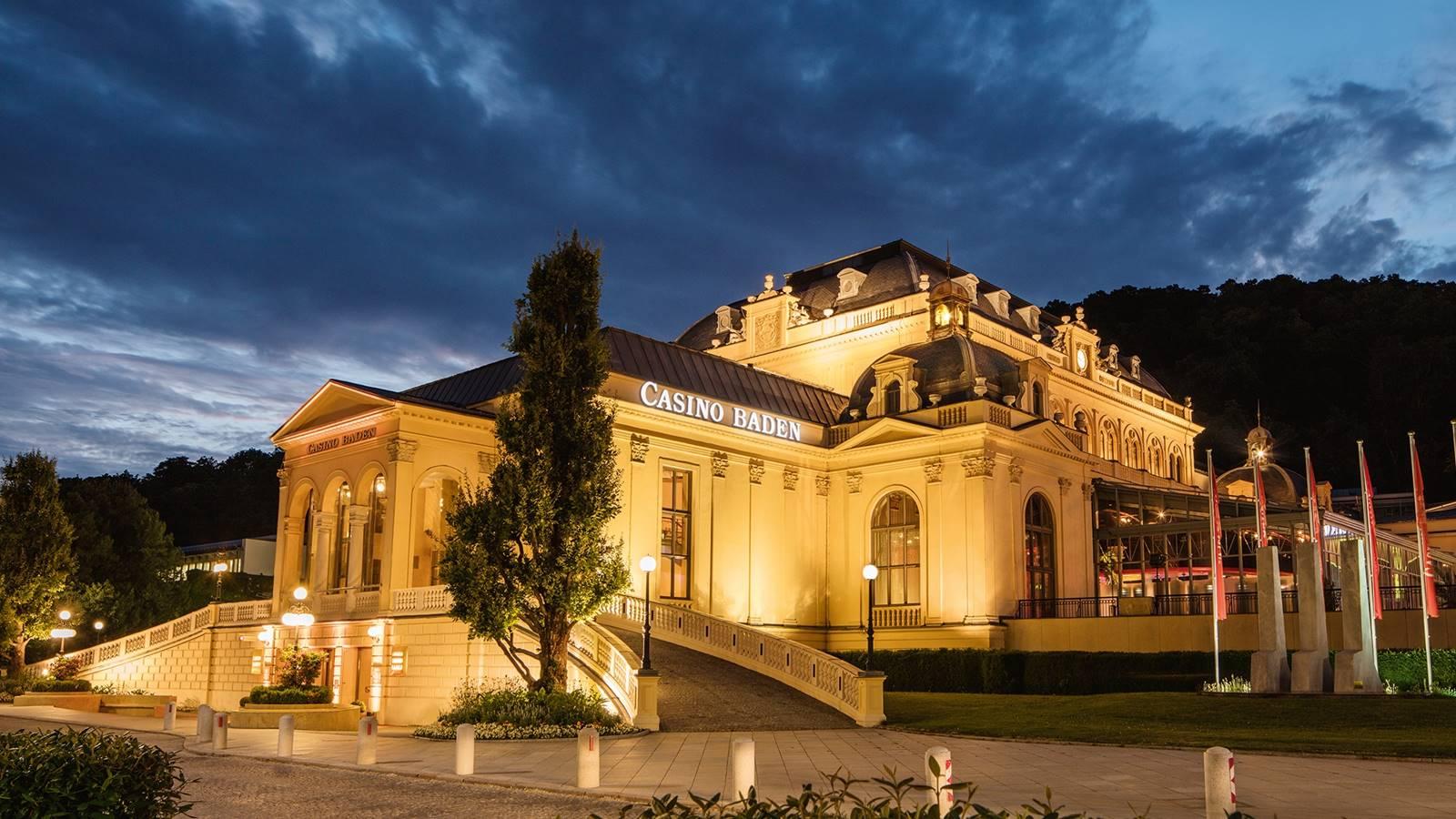 casinos na austria - baden