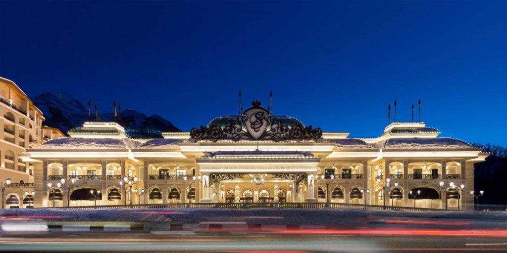 casinos na russia - sochi