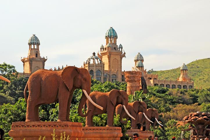 casinos em áfrica - sun city