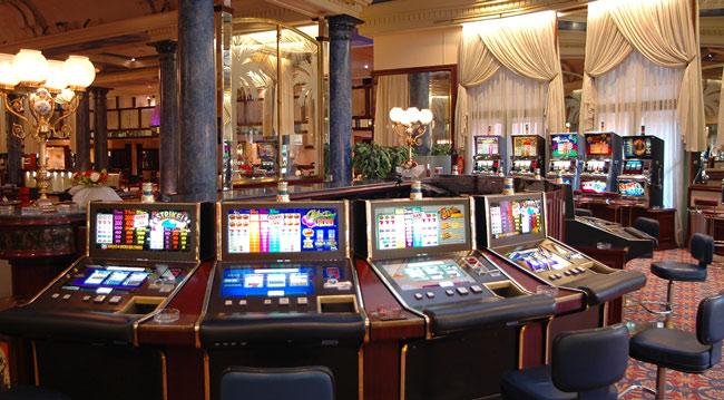 casinos em marrocos - Grand Casino La Mamounia