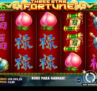 Three star fortune pragmatic slot