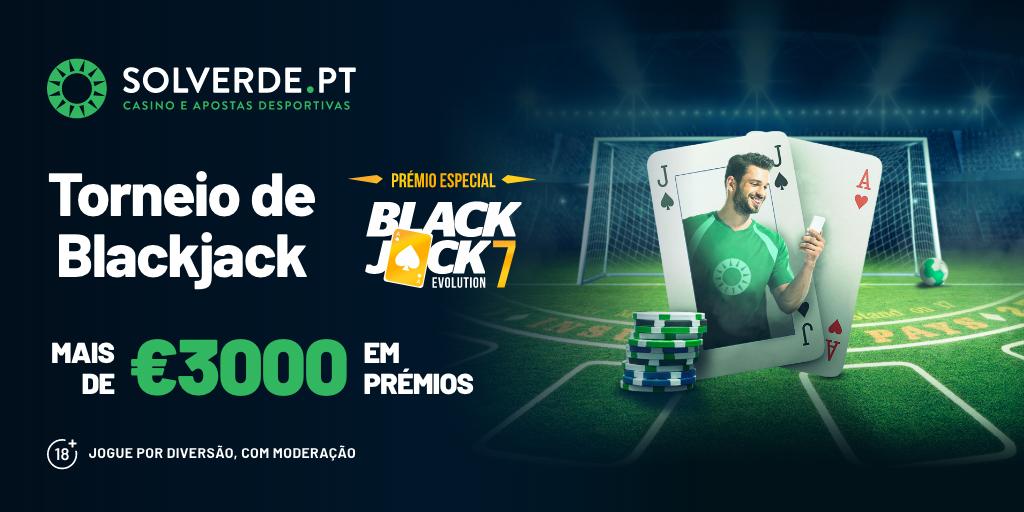 Torneio de Blackjack Solverde