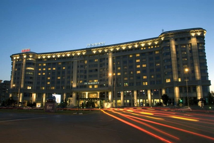 casinos na roménia - Grand Casino Bucharest